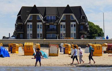 Residenz Meeresbrandung -direkte Strandlage