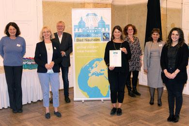 Steuerungsgruppe Fairtrade Stadt Bad Nauheim