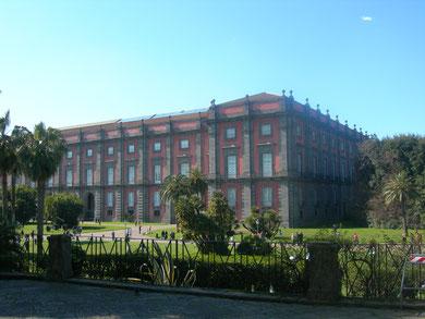 Palazzo Reale Capodimonte Napoli