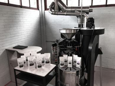 Unser 15kg Röster für besten Spezialitätenkaffee