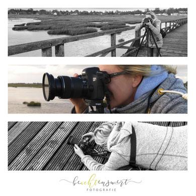 beachtenswert fotografie, on the job, Nordfriesland, Susanne Schuran, Fotografin, Fotograf
