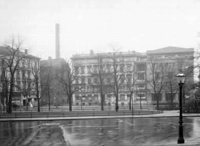 Dittrichring um 1920