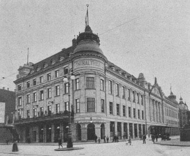 Centraltheater Leipzig um 1898