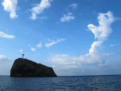 Скала Святого Явления, Фиолент, Севастополь