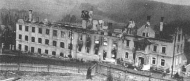 Die Strumpffabrik 1945