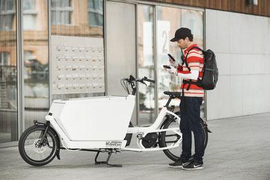Die Kaufprämie für das Umsteigen auf das umweltfreundliche Lasten e-Bike
