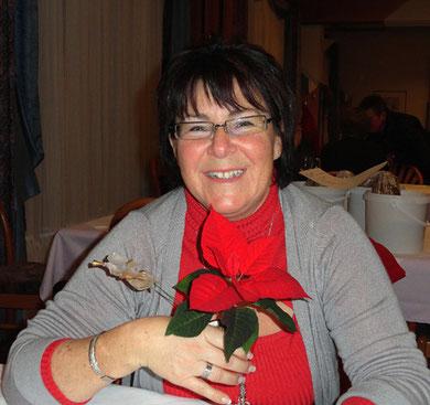 Da freut sich die Orts-Vorsitzende Sonja Maderbacher aber sehr über den sehr guten 7. Rang.