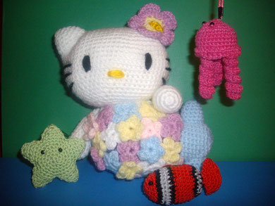 Hello Kitty Pattern | 293x390