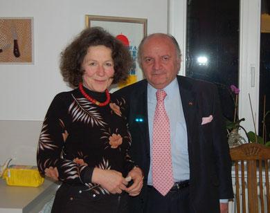Rachel Kohn, Jakob Finci 2008