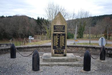 Monument Mercoeur