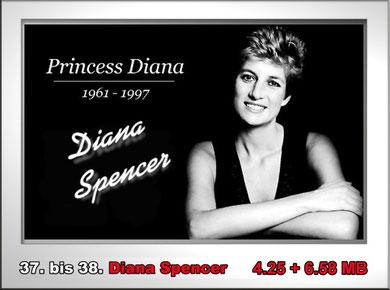 37. Diana Spencer