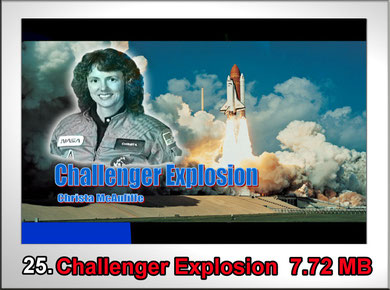 25 Challenger Explosion