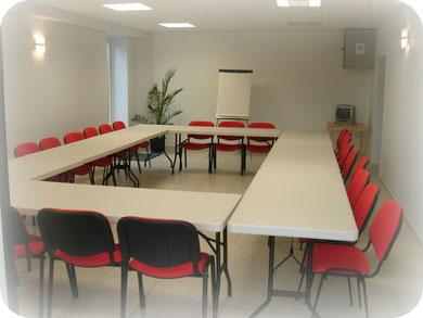 salle de séminaire près d'Amiens