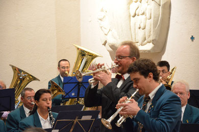 """Brillierten beim """"Konzert in St. Josef"""" - Roland Kopp und Marius Papp"""