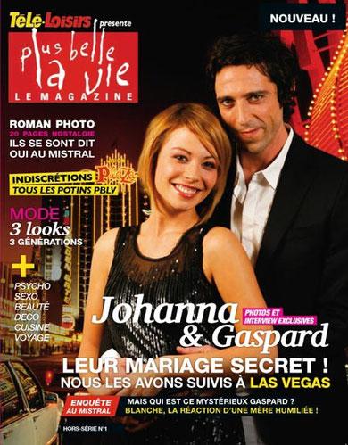 Johanna et Gaspard