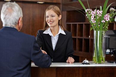 FAC Hôtel - CQP Certificat de Qualification Professionnelle réceptionniste