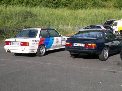 E30 + 924S <> X 1/9
