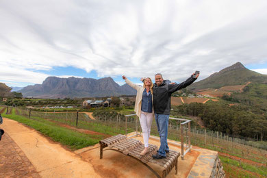Private Cape Wine Tour