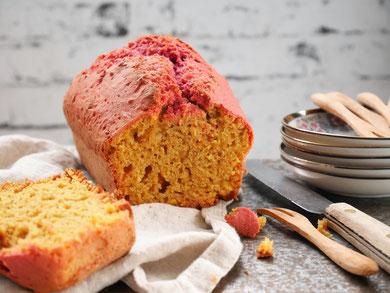 Roter Rüben-Kuchen