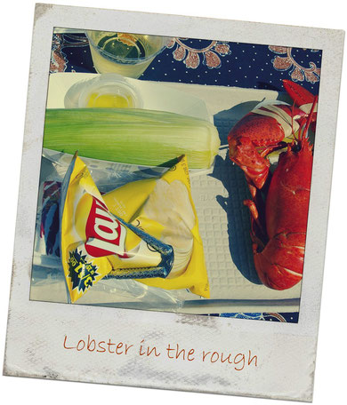 Lobster in the rough