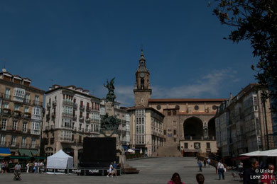 in Vitoria
