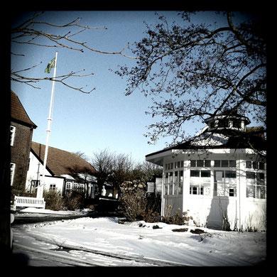 Winter auf Spiekeroog