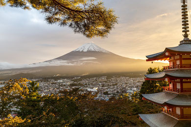 Mount Fuji (by Swollib)