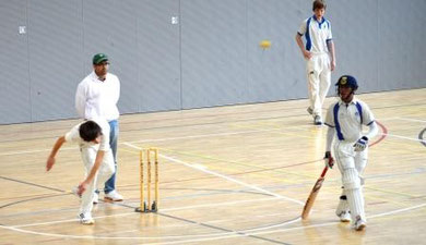 Gingins U15 indoor tournament (16 & 17 November 2013)