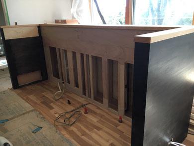 オーダーキッチン 家具