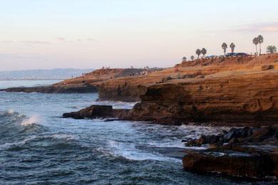 San Diego, Kalifornien, USA, Die Traumreiser