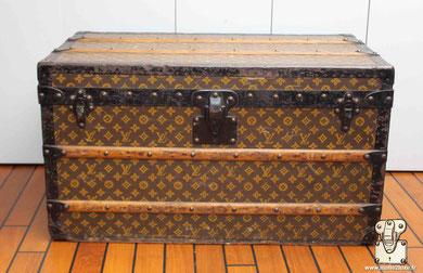 Toile enduite Louis Vuitton comment la nettoyer et l'entretenir