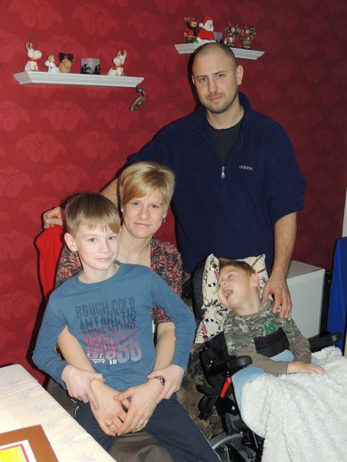 Familie Proboscht aus groß Ammensleben