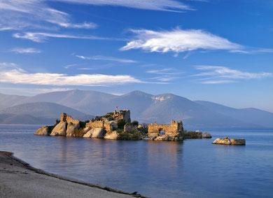 Bafa See bei Kapikiri Türkei Lykische Küste