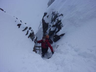 Berglihütte, Jungfrau, Skihochtouren, Schweiz
