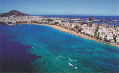 Las Palmas de Gran Canaria is the capital
