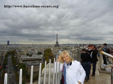 Гид в Барселоне - индивидуальные русскоязычные экскурсии