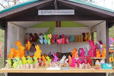 Herrmannsdorfer Frühjahrsmarkt März 2013