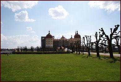 Morizburg nicht weit von Dresden entfernt
