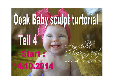 ooak turtorial reborn baby doll kit