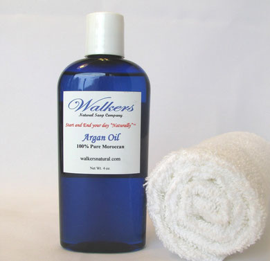 100% Pure Moroccan Argan Oil