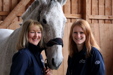 Pferde sind unsere Co-Trainer für Führungsstärke