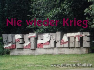 Bild: Foto: EP, 50 Jahre Überfall auf Polen,  Westerplatte, Lissy Gröner,
