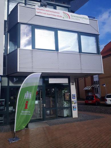 Museums-und Vereinshaus mit Stadtinformation