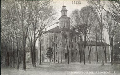 Hedding College (1855 - 1927) Abingdon, IL