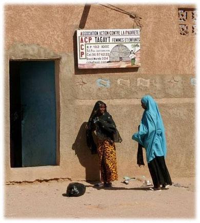 ACP Tagayt - Le siège à Agadez © Tagayt