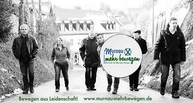 Murnau MEHR BEWEGEN Team