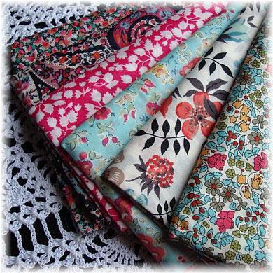 British Fabric/イギリスの布コレクション2