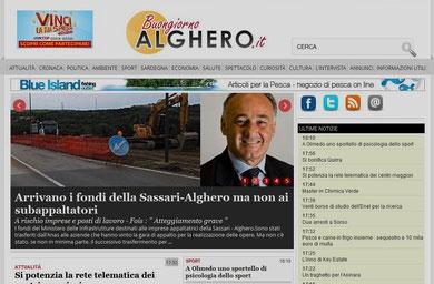 Ultime notizie Alghero-buongiornoalghero.it