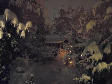 19. Dezember 2010 Winteridylle im Erzgebirge, Oberwiesenthal