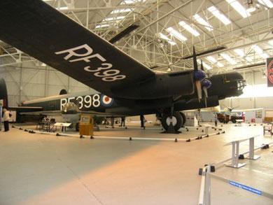 RAF Cosford - Avro Lincoln B2, RF398.